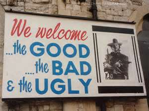 good,bad and ugly